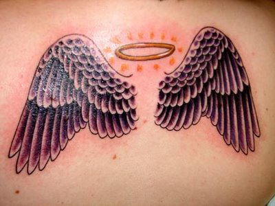 Chinese Name Tattoo Designs TattooFinder : Angel Tattoos, Angel Tattoo