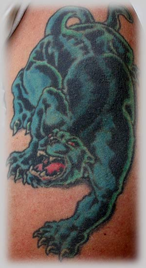 Panther and Snake Tattoo General tattoo-related links · Back to Home Page.