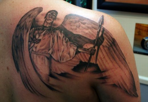 Small Christian Tattoos: Foot Tattoos Design Pictures
