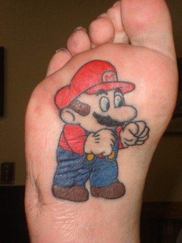 "Health & Beauty "" Tattoos "" Tattoo Designs "" Cute Foot Tattoos …"