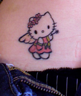 Ankle Tattoos Small and Cute Tattoos For Girls � Freehand-Ankle-Tattoo