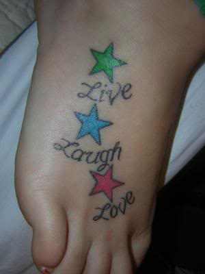 Cross tattoos on the foot, cute tattoos on foot, chest tattoos, …