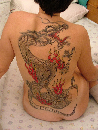 Dragon Tatoo Designs, Dragon Tattoo Ideas, Tribal Dragons, Chinese Dragons …
