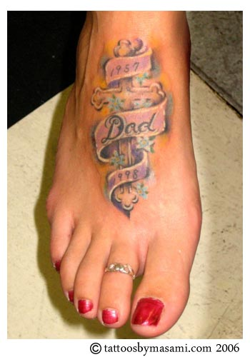 Browse a large collection of cross foot tattoos and receive valuable