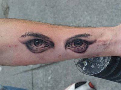 Tattoo Designs on Eye Tattoo Ideas