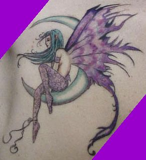 fairy tattoo ideas designs