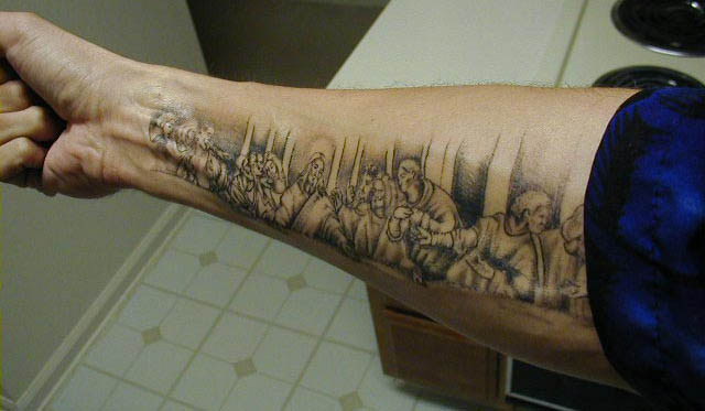 Наколки ВДВ Татуировки спецназа Тату десантников на