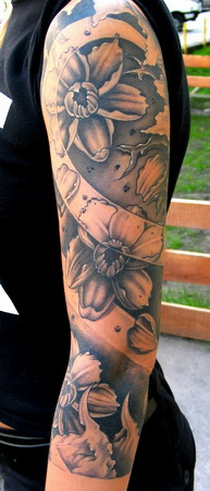best tattoo designs on Foot Tattoos Design | Foot Tattoos Design Pictures | Page 19