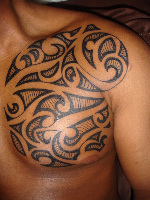 All Variant of Tattoos: I Want Maori