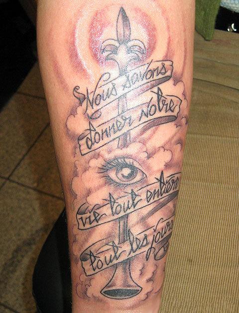 Tattoo Ideas Leg: Foot Tattoos Design