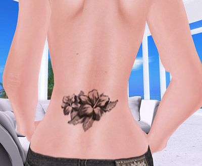 Lower Back Small Tattoos