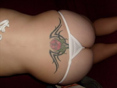 lower back womens tattoo ideas
