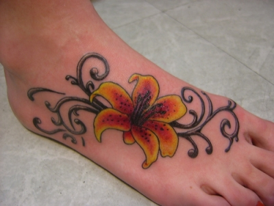 View our selection of hand, ankle and foot tattoos online …