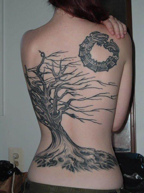 palm tree tattoo ideas