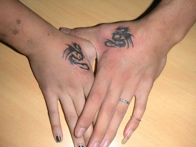 Small dragon tattoos women search results from Google