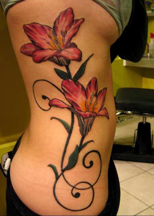 Tattoo Johnny Tattoos & Tattoo Design Guide: Flower Tattoos …