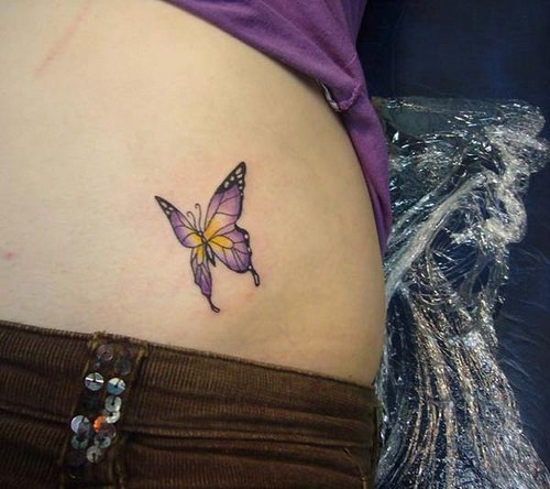 Hip Tattoos and Piercing Pictures at Checkoutmyink