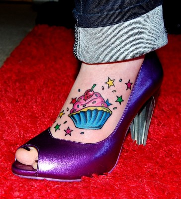 tattoos for your foot