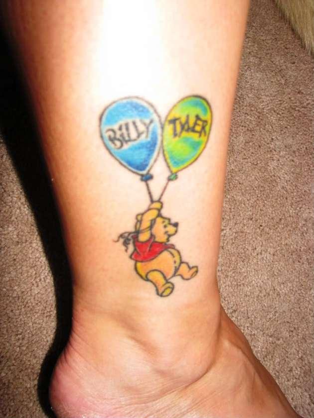 Childrens Names Tattoos For Women: Tattoo Ideas + Kids Initials